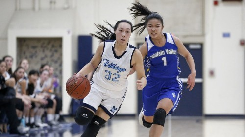 High School Roundup: Marina girls' basketball sweeps first half of Wave League - Los Angeles Times