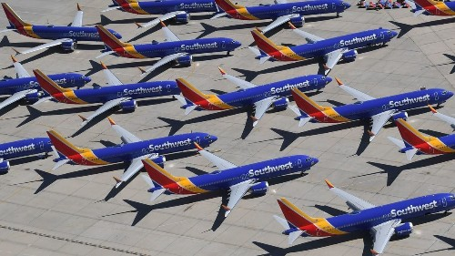 Southwest CEO hints the airline's 47-year love affair with Boeing's 737 may end one day