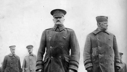 'With Their Bare Hands' tracks America's ascension to military power during WWI