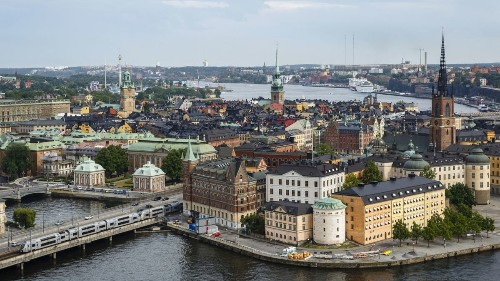 $420 round trip from LAX to Stockholm on SAS