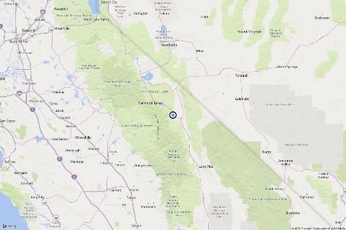 Earthquake: 3.1 quake strikes near Mesa, Calif.