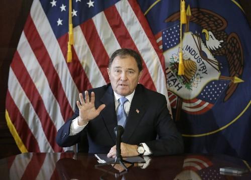 Utah firing squad bill may get governor's signature