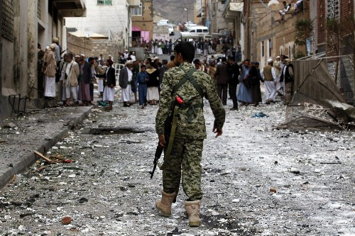 A cry from the heart in Yemen: 'We are a nation of bereaved'