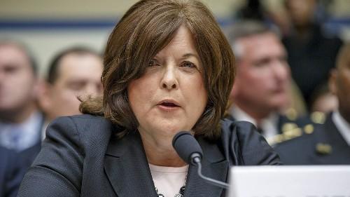 Embattled Secret Service chief Julia Pierson resigns