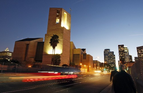 L.A. Archdiocese is steps ahead of Catholic debate over homosexuality - Los Angeles Times