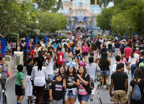 Disneyland 'demand pricing' will cost you $5 less on slow days and $20 more when it's busy