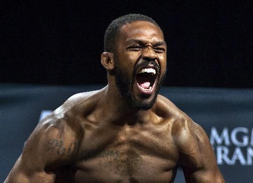 UFC champion Jon Jones enters rehab after positive cocaine test