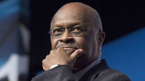 Trump says Herman Cain has withdrawn from consideration for Fed seat