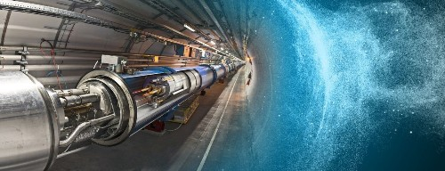 Large Hadron Collider: Pumped-up particle smasher to probe deeper mysteries