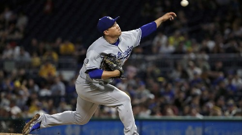 Hyun-Jin Ryu continues to dominate and the Dodgers power their way over the Pirates