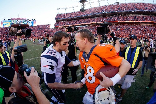 Broncos and Patriots could be headed for a showdown of the unbeaten - Los Angeles Times
