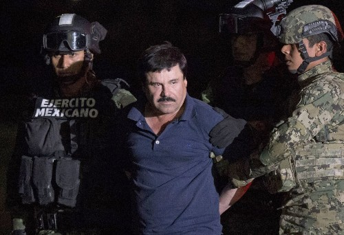 Mexico judge says 'El Chapo' extradition may proceed