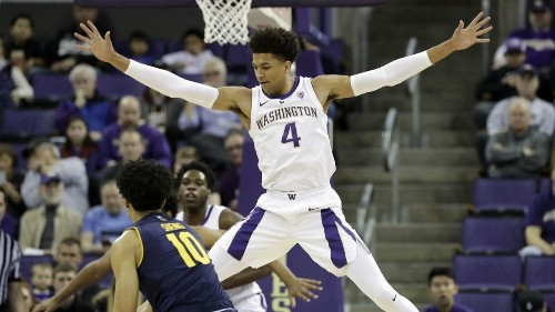 Matisse Thybulle's ability to conjure instant defense makes him Washington's big threat