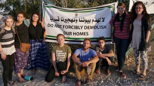 Young American Jews walked off their Birthright tour of Israel. The protest sparked a debate at home