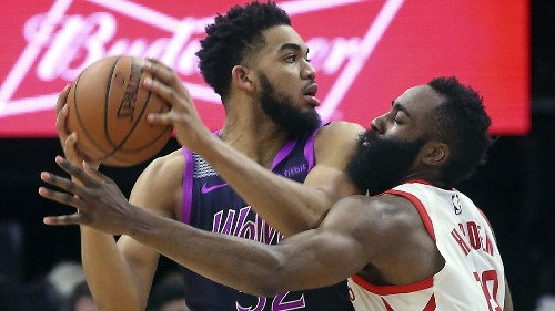 NBA notes: Karl-Anthony Towns misses first game in his career