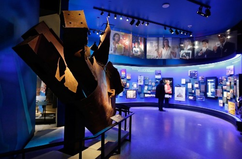 9/11 museum in New York officially opens to public