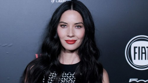 Olivia Munn explains what's up with her face, in case anyone was worried