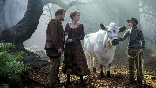 The trip 'Into the Woods' is spooky, thoughtful, delightful