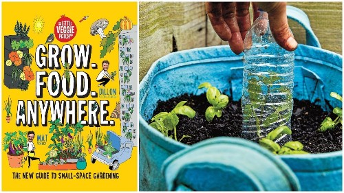 This book shows you how to 'Grow. Food. Anywhere.' - Los Angeles Times