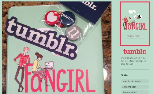 Tumblr launches book club. Watch out, 'Today' show