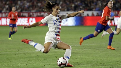 U.S. national team calls 26 into training camp ahead of this summer's Women's World Cup