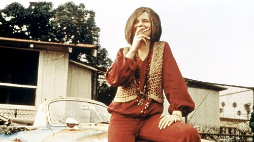 'Janis: Little Girl Blue' reveals what drove, and haunted, Janis Joplin