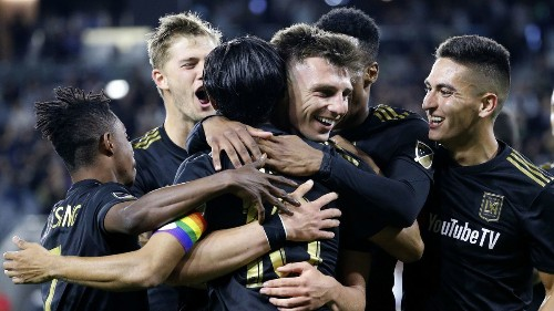 LAFC continues to roll, using a deceptively simple system