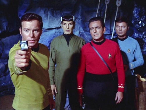'Star Trek' at 50: Pop music boldly goes to space - Los Angeles Times