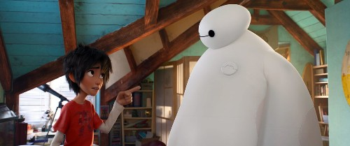 Disney's 'Big Hero 6' wins weekend over 'Interstellar' - Los Angeles Times
