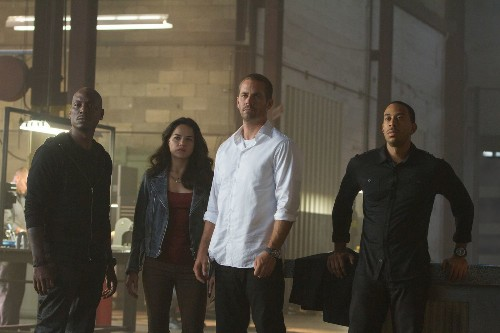 Box office: 'Furious 7' still in driver's seat; 'Longest Ride' comes in third