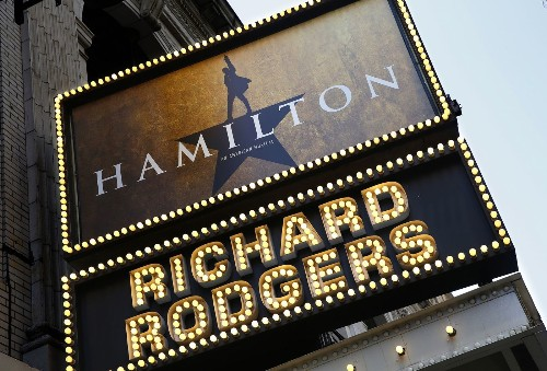 'Hamilton' musical runs into trouble over 'non-white' casting notice