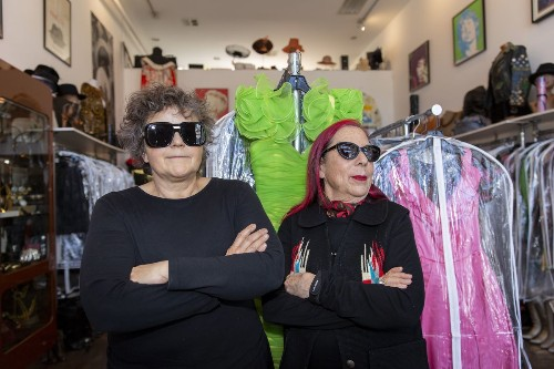 The L.A. vintage shop that has the fashion world knocking on its door