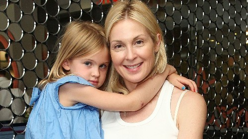 It's back to Monaco and dad for Kelly Rutherford's children - Los Angeles Times
