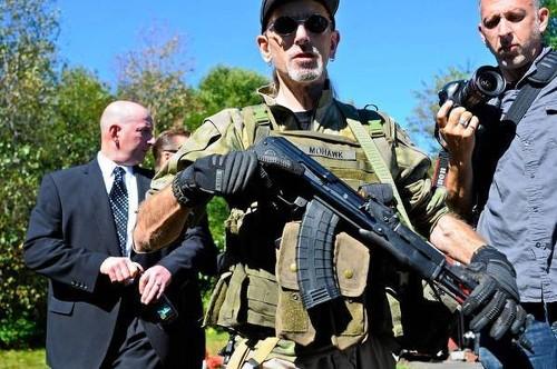 Chief Mark Kessler's gun-rights message reaches beyond Pennsylvania