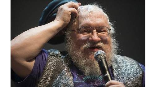 George R.R. Martin's first published work was a 'Fantastic Four' fan letter - Los Angeles Times