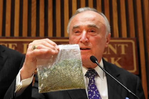 New York to no longer arrest for small amounts of marijuana