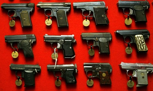 Back and forth and back again over firearms - Los Angeles Times