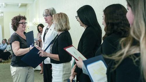 Union celebrates longtime Burbank Unified teachers
