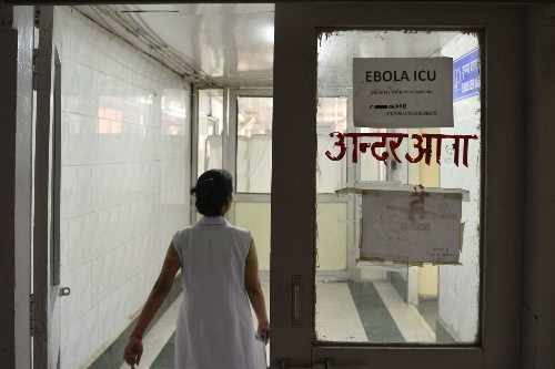 Indian officials isolate man who recovered from Ebola seven weeks ago