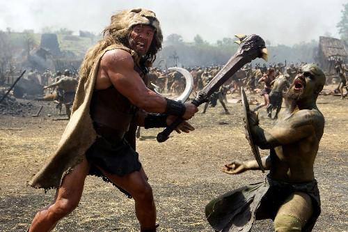 Dwayne Johnson's 'Hercules' packs action-filled punch