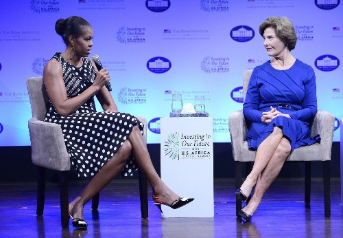 Michelle Obama sees post-White House 'freedom'