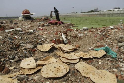 One-third of food wasted worldwide, U.N. says
