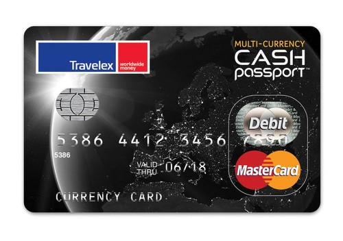 Preloaded Chip and PIN card returns, now can carry several currencies