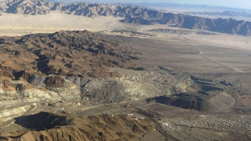 An abandoned mine near Joshua Tree could host a massive hydropower project