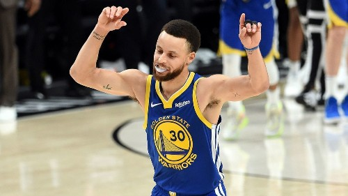 Warriors complete sweep of Trail Blazers, reach another NBA Finals