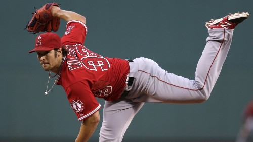 Angels stay hot in 4-2 victory over Red Sox
