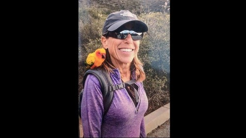 Search is on for Huntington Beach woman and dog reported missing from campground in Inyo County