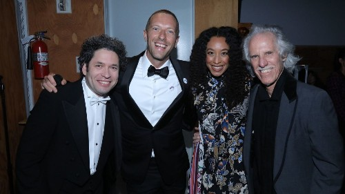 Gustavo Dudamel, Corinne Bailey Rae, Debbie Allen and more celebrate at the gala for L.A. Phil's 100th season - Los Angeles Times