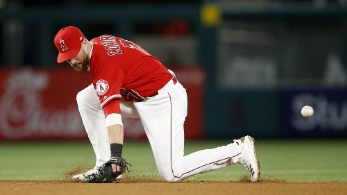 Angels' losing streak stretches to five