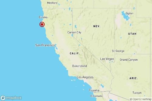 Earthquake: 5.6 quake rattles Northern California
